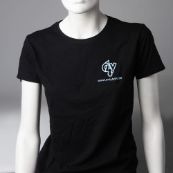 T-Shirt noir - logo Only4You